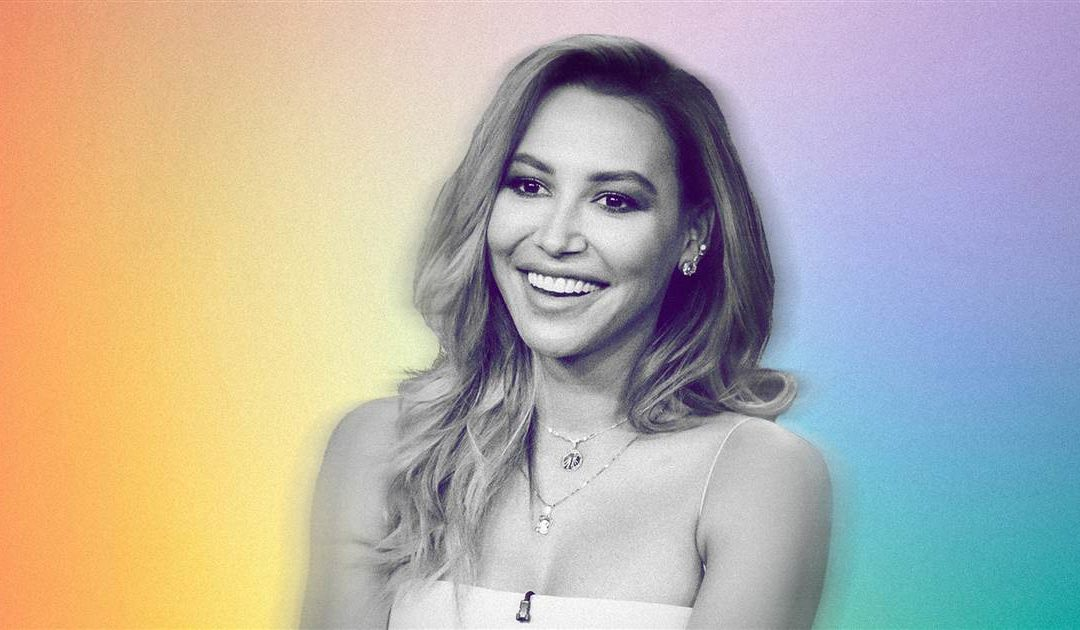 How Naya Rivera's performance on 'Glee' helped change queer TV history