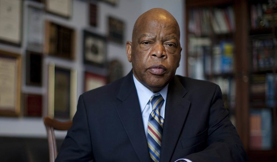 Robert E. Lee high school in Virginia to be renamed for late Rep. John Lewis
