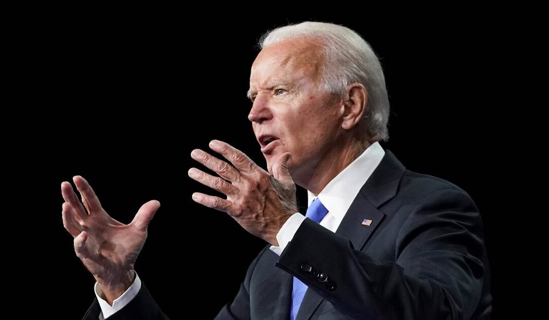 'Fanning the flames of hate': Biden slams Trump for 'encouraging violence' in Portland
