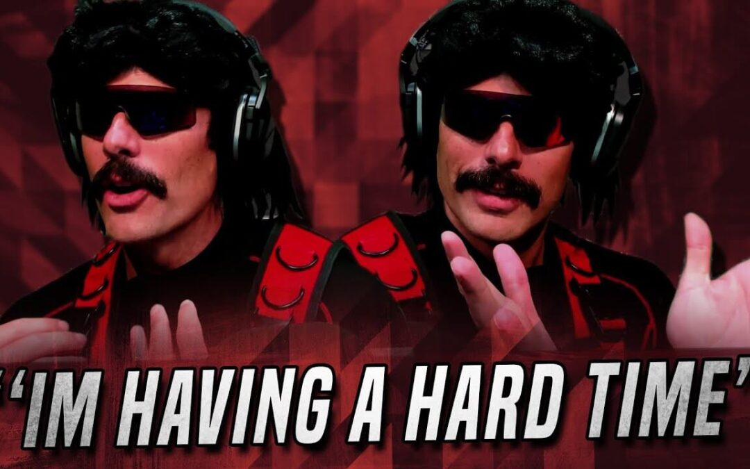 Twitch Needs to Get Clear With Dr DisRespect