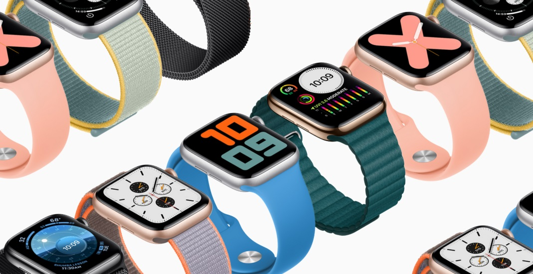 Apple Watch Series 3 and Series 5 sales help sink Samsung in the growing North America wearables market