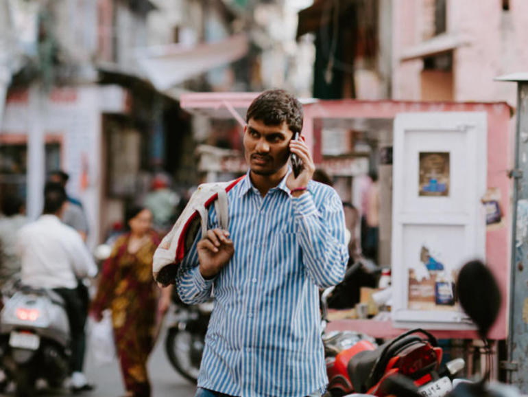 Over 90% of Indian techies in the US are upper-caste Indians