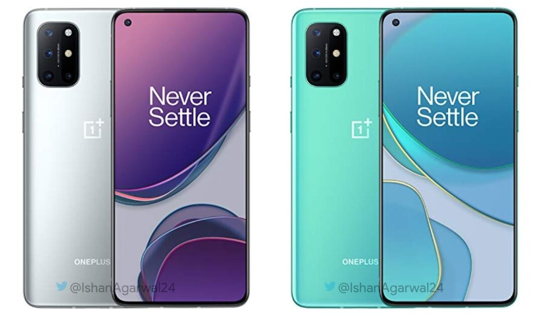 Here's your best look yet at the OnePlus 8T