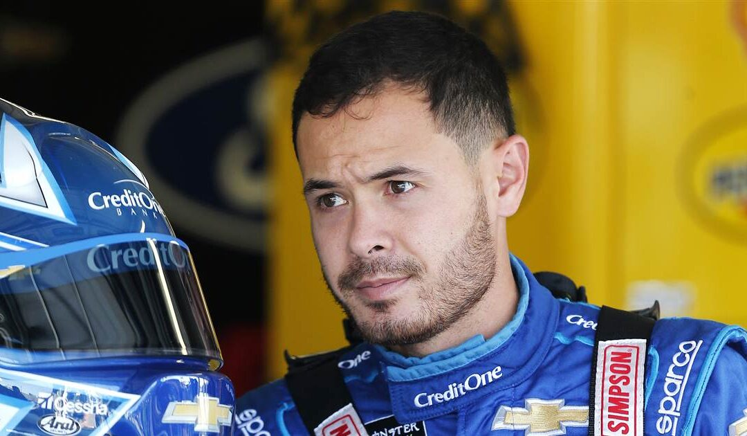 NASCAR clears Kyle Larson to return after suspension for using N-word