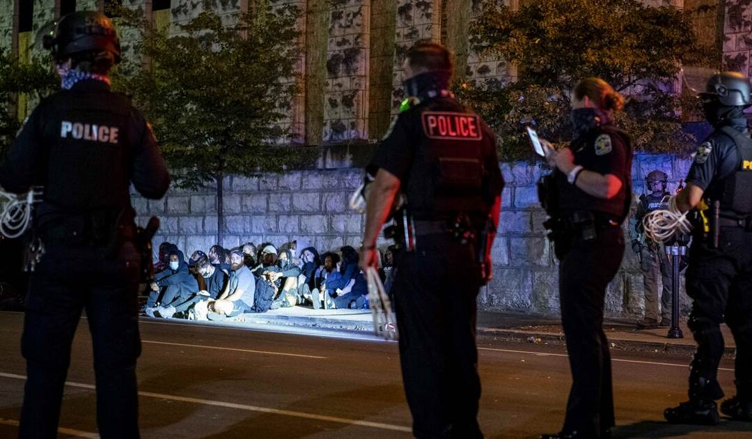 Legal limbo: Hundreds of Louisville protesters still waiting to learn their fate months after arrest
