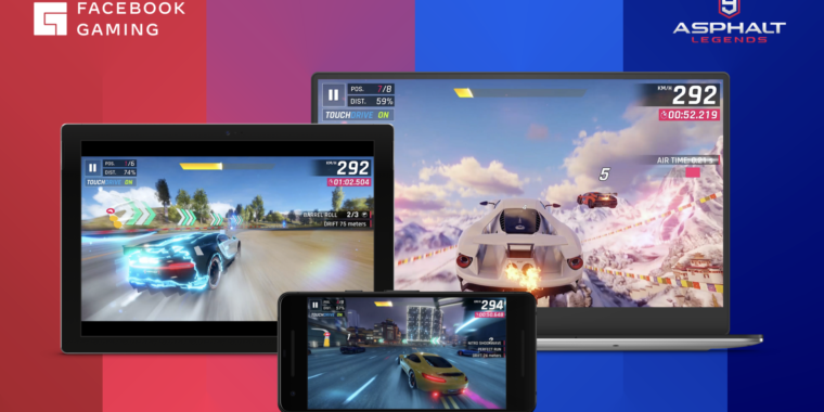 Facebook's cloud-gaming offering focuses on free-to-play mobile games