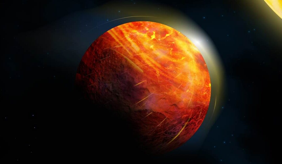 Bizarre molten planet discovered with lava ocean, supersonic winds