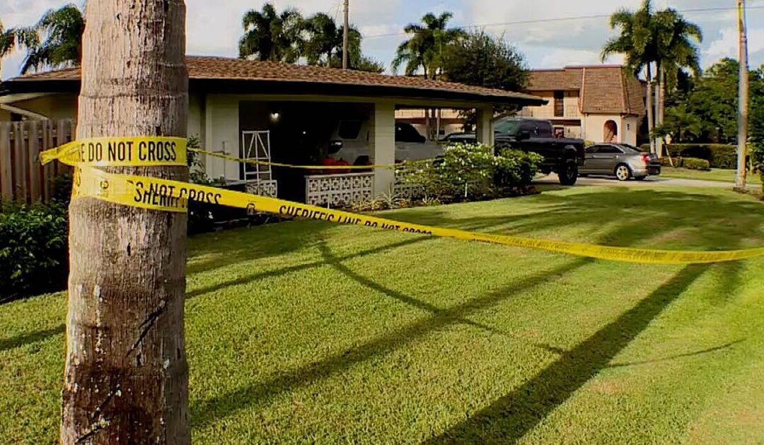 Florida husband fatally shoots pregnant wife thinking she was an intruder, sheriff says