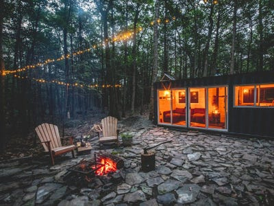 13 cozy and affordable Airbnb cabins in Upstate New York