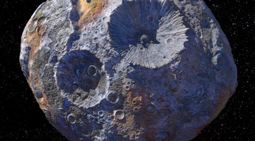 Microbes could be used to extract metals and minerals from space rocks