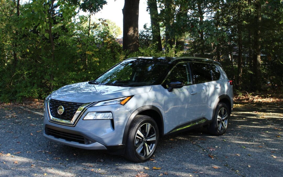 REVIEW: The Rogue is Nissan's most important vehicle, and the all-new compact SUV is more than ready to take on the Toyota RAV-4 and Honda CR-V