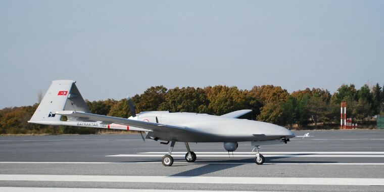 SITREP: Azerbaijan's drone war expands with Reaper-like TB2