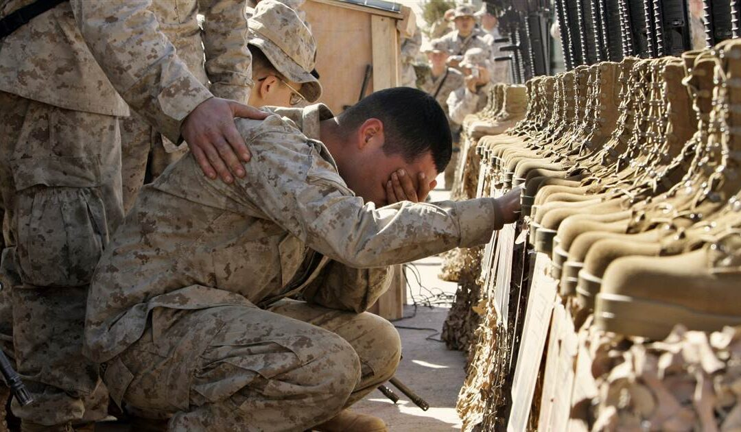 In the Covid era, Veterans Day teaches us that even senseless suffering can have meaning