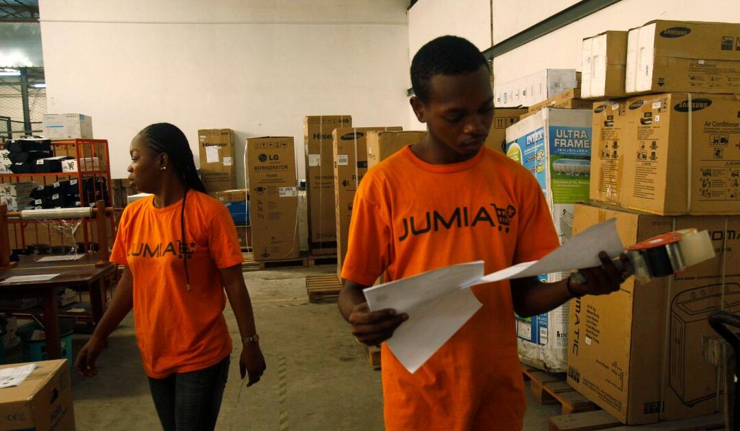 Jumia is finally narrowing losses after the pandemic forced a strategy shift
