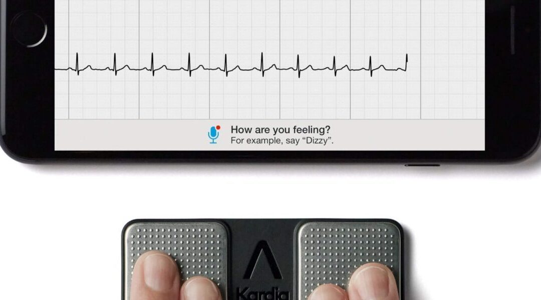 AliveCor raises $65 million to detect heart problems with AI