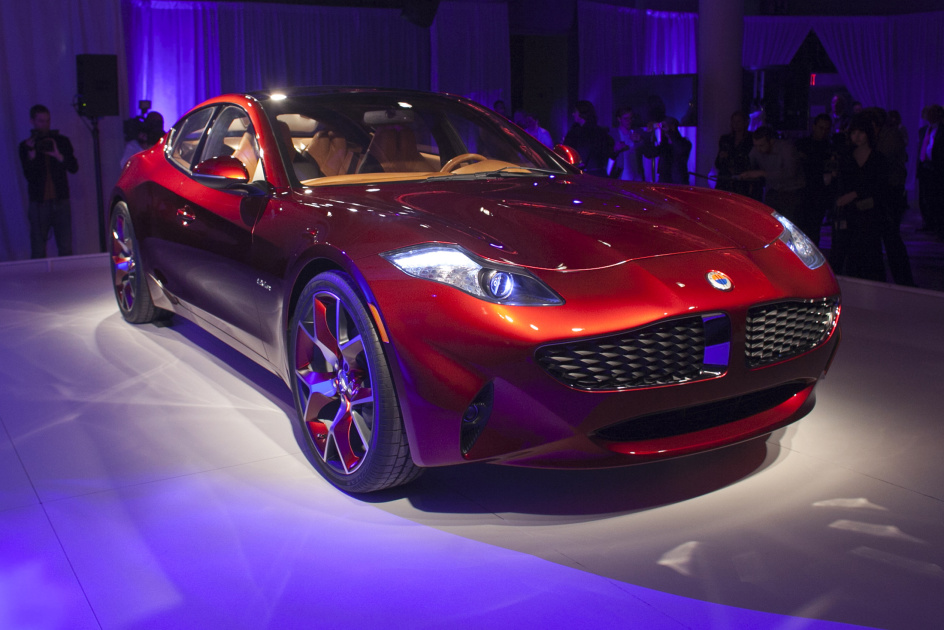 Hitting the Books: The spectacular financial failures of Fisker Automobiles