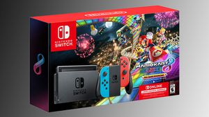 Nintendo Switch Mario Kart Black Friday bundle hits on Nov. 25: Check for restock at Best Buy and Amazon, too