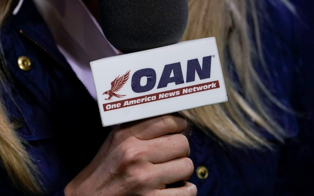 YouTube just suspended OANN after it said the conservative media outlet promoted a fake cure for COVID-19 (GOOGL)