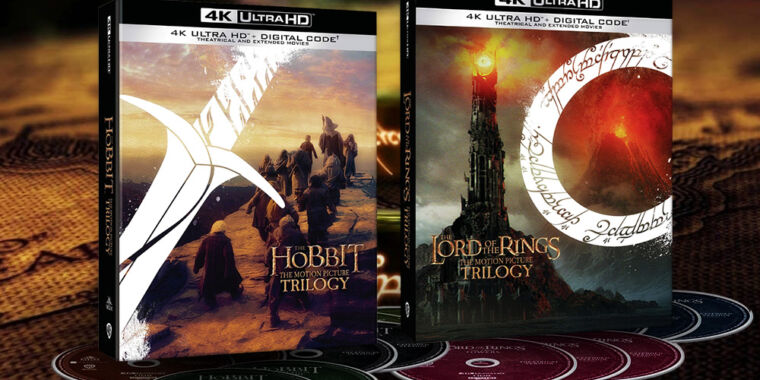 Lord of the Rings, Hobbit 4K Blu-ray sets: Must-own home-theater stunners