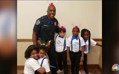 Program fosters positive connections between police and communities