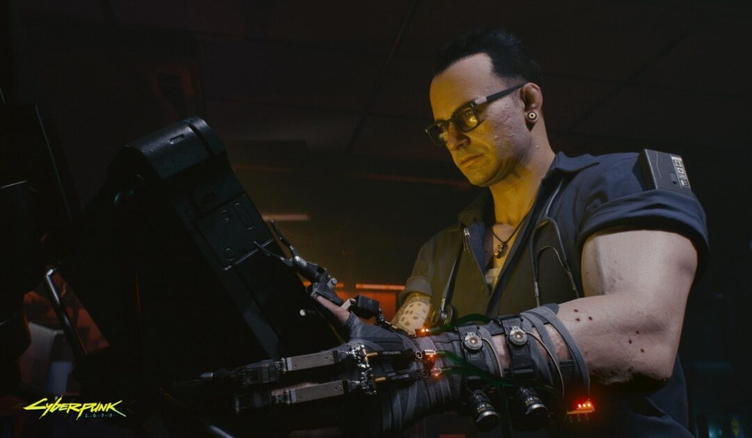 First 'Cyberpunk 2077' update includes a fix for epilepsy triggers