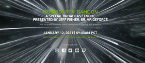 AMD and Nvida just might get along for once as both companies schedule CES streams