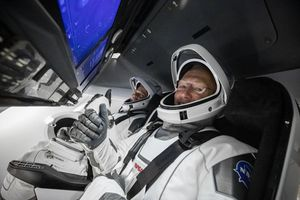 2020 in space: So many reasons to celebrate in an otherwise terrible year